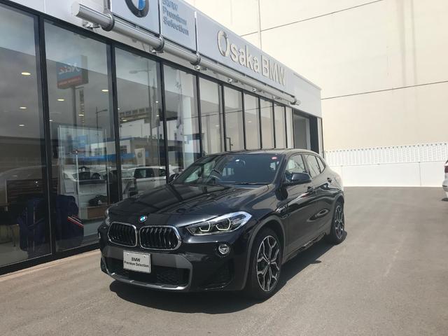 BMW sDrive18iMスポーツX弊社デモACC黒革コンフォート