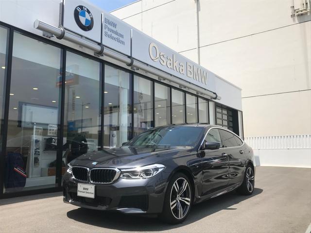 BMW 6シリーズ 640ixDriveグランツーリスモMスポーツデモデビューP