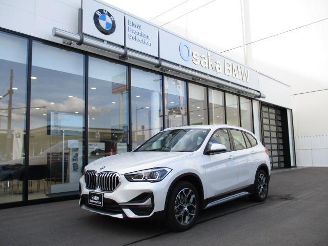 BMW xDrive 18d xライン 弊社デモカー コンフォートパッケージ LEDライト 電動トランク 純正HDDナビ リアビューモニター コンフォートアクセス パークディスタンスコントロール 衝突軽減システム ETC内蔵型ルームミラー
