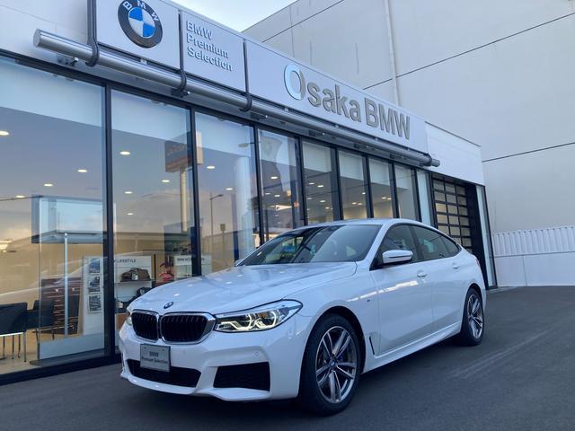 BMW 6シリーズ 630i グランツーリスモ Mスポーツ デモカー・コニャックレザーシート・コンフォートパッケージ・フロントベンチレーションシート・アクティブクルーズコントロール・ヘッドアップディスプレイ・LEDヘッドライト・純正HDDナビ・地デジ