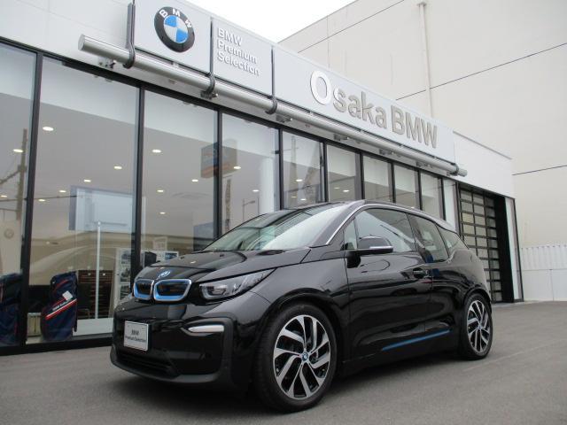 i3(BMW) レンジ・エクステンダー装備車 茶レザー デモカー車 120Ah 純正HDDナビ バックカメラ アクティブクルーズコントロール 中古車画像