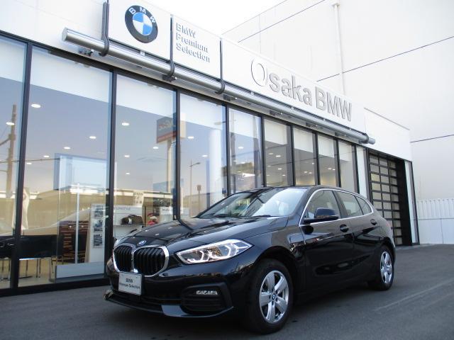 BMW 118d プレイ エディションジョイ+ 弊社デモカー・コンフォートパッケージ・アクティブクルーズコントロール・電動リアゲート・純正HDDナビ・バックカメラ・コンフォートアクセス・ETC車載器