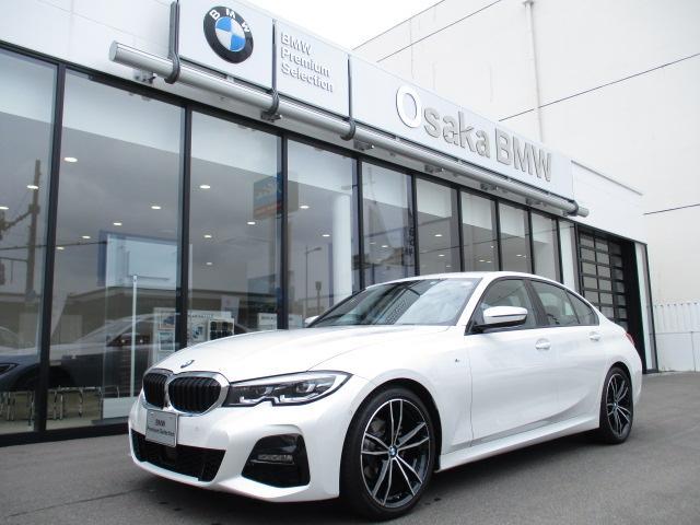 BMW 318i Mスポーツ 弊社デモカー・純正19インチアロイホイール・コンフォートパッケージ・パーキングアシストプラス・アクティブクルーズコントロール・LEDヘッソライト・純正HDDナビゲーション・全国保証