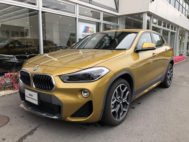 BMW sDrive 18i MスポーツX  DCT・ACC