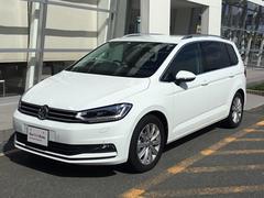 VW ゴルフトゥーランTDI ハイライン DEMO CAR