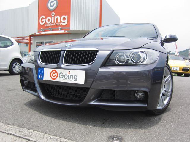 BMW 320i Mスポーツパッケージ 正規ディーラー車 キセノン