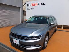 VW パサートヴァリアントTSIコンフォートライン SDナビ 地デジ ETC