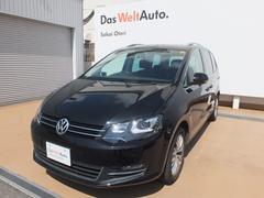 VW シャランTSI ハイラインブルーモーションテクノロジー SDナビ
