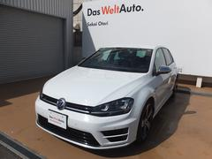VW ゴルフRベースグレード SDナビ 地デジ ETC バックカメラ