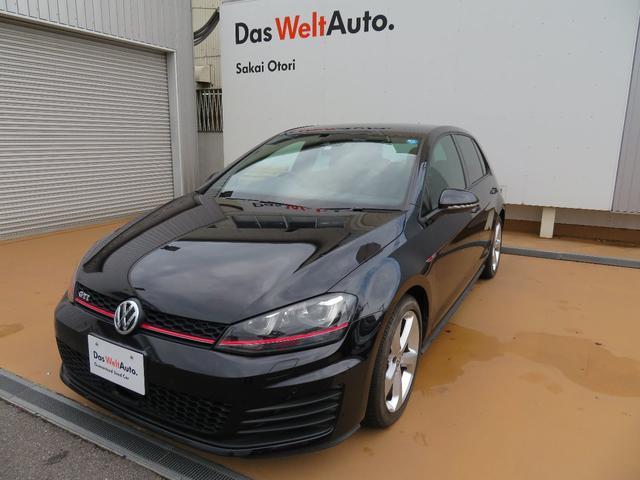 「フォルクスワーゲン」「VW ゴルフGTI」「コンパクトカー」「大阪府」の中古車