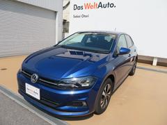 VW ポロTSIコンフォートライン TechPKG SafetyPKG