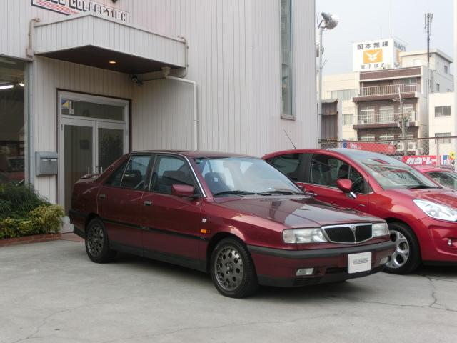 ランチア 2.0ターボ 最終モデル 正規輸入車