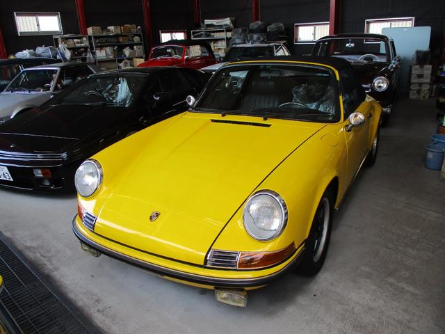 ポルシェ 911Tカブリオレ