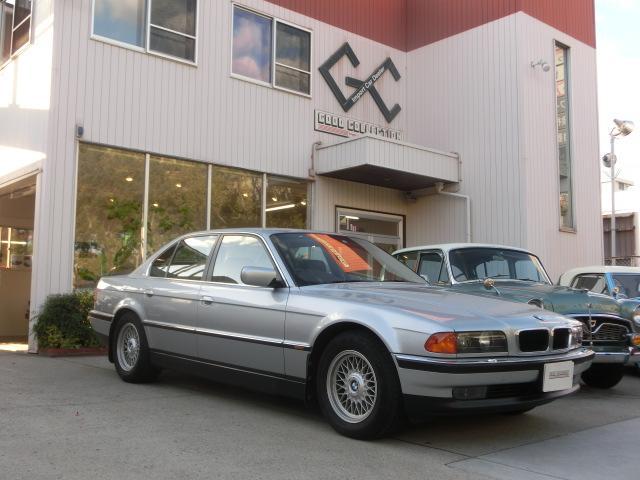BMW 740i ワンオーナー