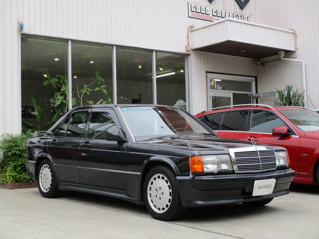 190クラス(メルセデス・ベンツ) 190E2.5−16 中古車画像