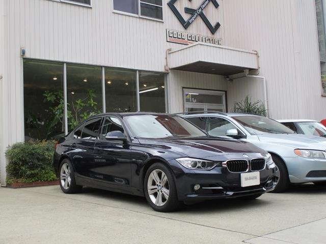 BMW 3シリーズ 320i スポーツ 禁煙車 ナビ・リアカメラ・ETC