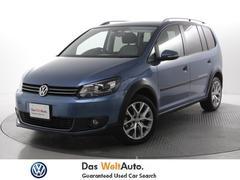 VW ゴルフトゥーランクロストゥーラン