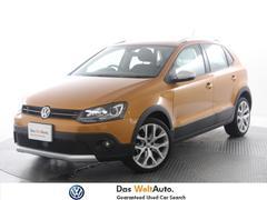 VW ポロクロスポロ ナビ ACC ETC Bカメラ キセノン 保証書