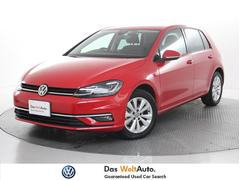 VW ゴルフコンフォートライン 試乗車 禁煙車 ナビ ETC2.0ACC