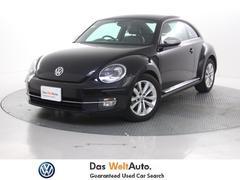 VW ザ・ビートルデザインレザーPkg ナビ ETC BC クルコン キセノン