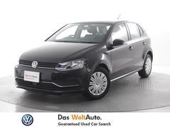 VW ポロトレンドライン ワンオーナー 禁煙車 フロントアシスト 取説