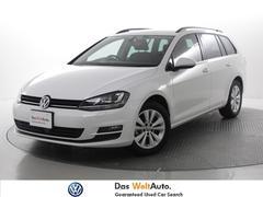 VW ゴルフヴァリアントコンフォートライン ナビ ETC キセノン アルミ 保証書
