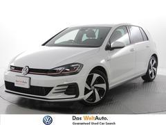VW ゴルフGTIGTI 試乗車 禁煙車 DCC ACC ナビ ETC 保証書