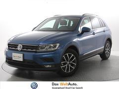 VW ティグアンコンフォートライン 試乗車 禁煙車 ACC ナビETC2.0