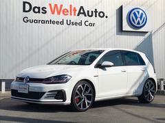 ゴルフGTIパフォーマンス VW純正ナビ ETC バックカメラ 障害物センサー デジタルメーター フロントアシスト レーンアシスト サイドアシスト DCC ACC Bluetooth 音声ナビ 認定中古車保証 ディーラー車