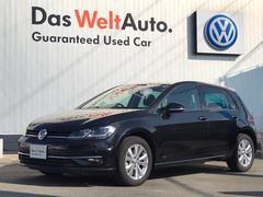 ゴルフTSIコンフォートライン VW純正ナビ ETC バックカメラ LEDヘッドライト フロントアシスト レーンアシスト Bluetooth ACC 認定中古車保証 ディーラー車