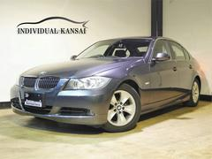 BMW325i ワンオーナー&禁煙 HDDナビ 記録簿8枚 鑑定車