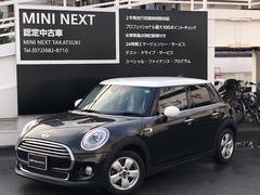 MINIクーパー1オーナーペッパーPKG純正ナビLEDライトETC付
