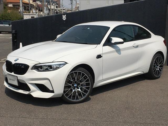 BMW コンペティションHarmanスピーカ-19AW黒革LED