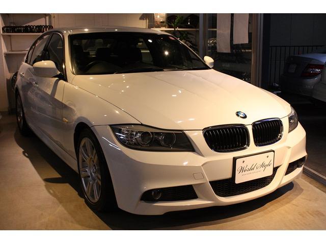 BMW 320i Mスポーツ 純正ナビ 最終型 コンフォートA 禁煙