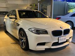 BMW M5M5 本革 SR ヘッドUP 禁煙 フロントカメラ