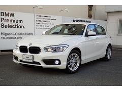 BMW118iプラスパッケージ パーキングサポート