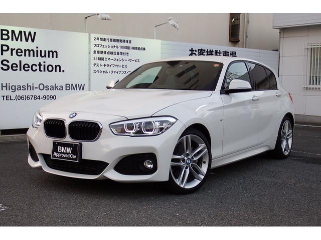 BMW 118i MスポーツコンフォートPKG18AW Pサポート