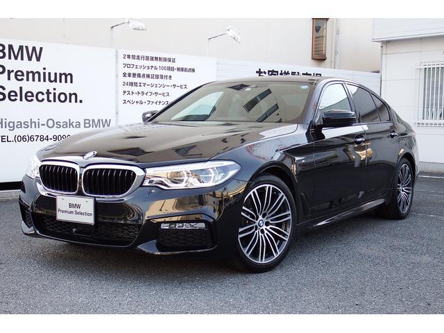 BMW 523d Mスポーツ ACC LEDヘッド 19AW