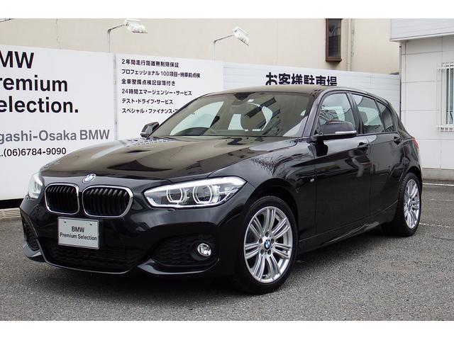 BMW 120i Mスポーツ Pアシスト クルコン LEDヘッド