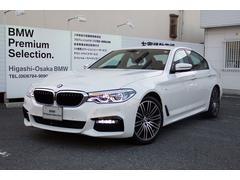 BMW523d Mスポーツ ウッドパネル 19AW ACC