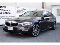 BMW523i Mスポーツ ハイライン イノベーションP 黒レザー