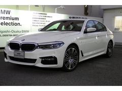 BMW523d Mスポーツ ハイライン 黒レザー ACC 19AW
