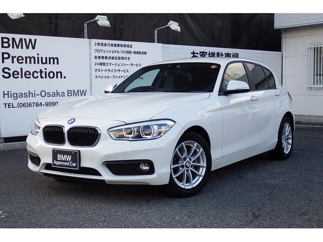 BMW 118i パーキングサポートP プラスP LEDヘッドライト