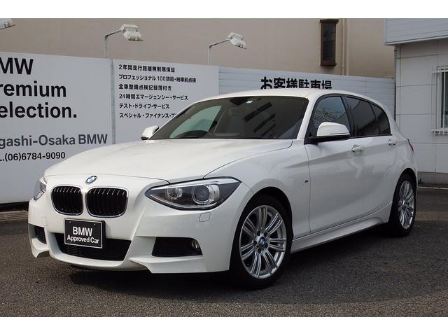 BMW 116i Mスポーツ パーキングサポートP 純正ナビ