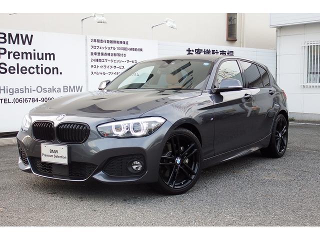BMW 118i Mスポーツ エディションシャドー ACC 18AW