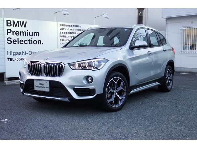 BMW xDrive 18dxライン試乗車Cフォート18AWシートH