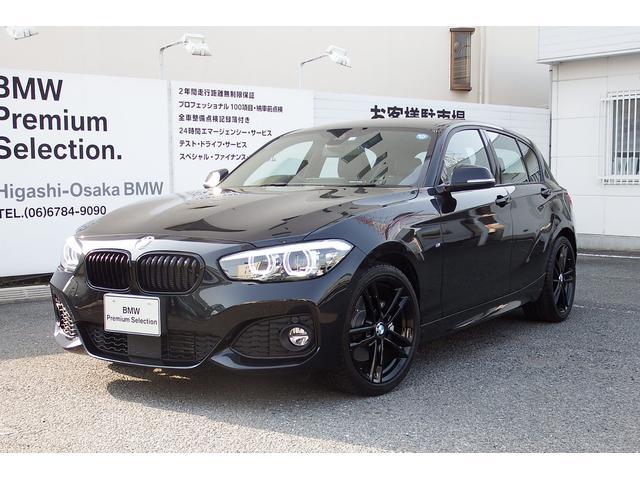BMW 118d Mスポーツ エディションシャドーUPグレード