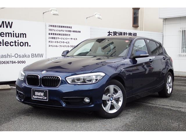 BMW 118i スポーツ ワンオーナーPサポート