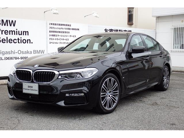 BMW 530eM-Sport試乗車Bレザー19AWHUPディスイ