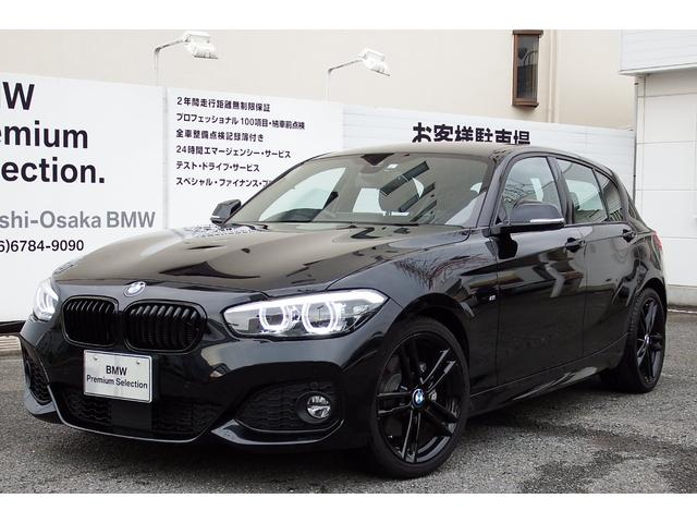 BMW 118i Mスポーツ EDシャドー 試乗車UPグレードPKG